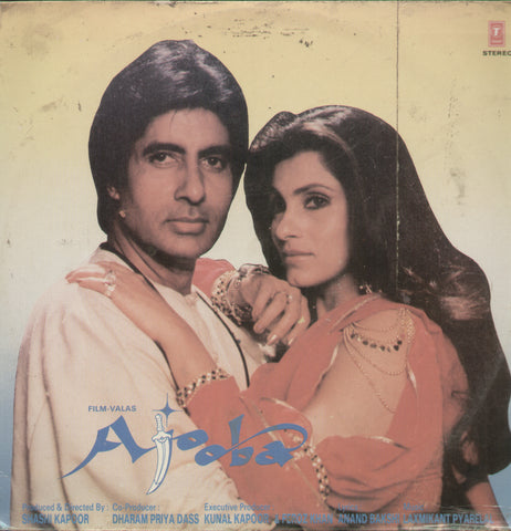 Ajooba - Hindi Bollywood Viny LP