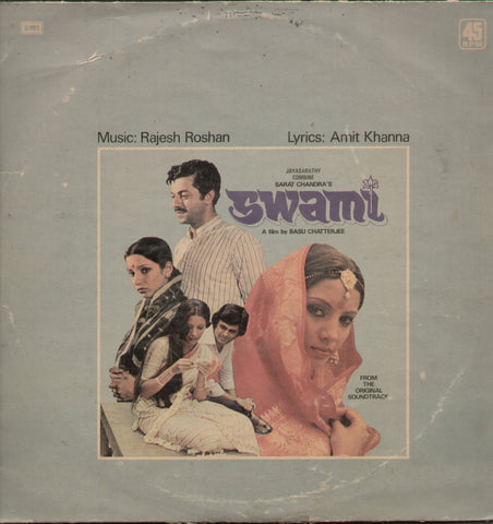 Swami - Hindi Bollywood Vinyl LP