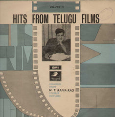 Hits From Telugu Films N.T Rama Rao Telugu Vinyl LP