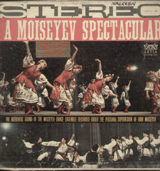 A Moiseyev Spectacular - English Bollywood Vinyl LP