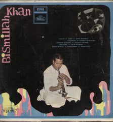 Bismillah Khan - Instrumental Bollywood Vinyl LP