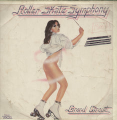 Roller Skate Symphony And Expert Lady - English Bollywood Vinyl LP