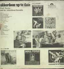 Akkordeon Up To Date - English Bollywood Vinyl LP