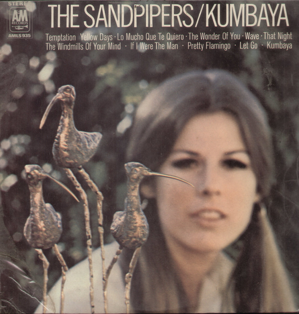 The Sandpipers/ Kumbaya - English Bollywood Vinyl LP
