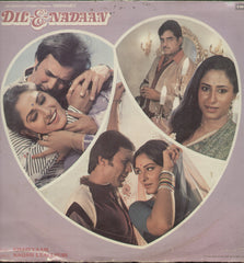 Dil - E - Nadaan 1981 - Hindi Bollywood Vinyl LP