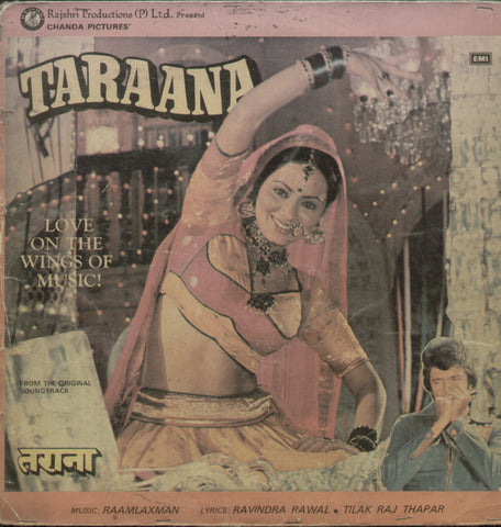 Taraana - Hindi Bollywood Vinyl LP