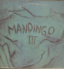 Mandingo III - English Bollywood Vinyl LP