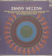 Rebirth of The Beat Sandy Nelson - English Bollywood Vinyl LP