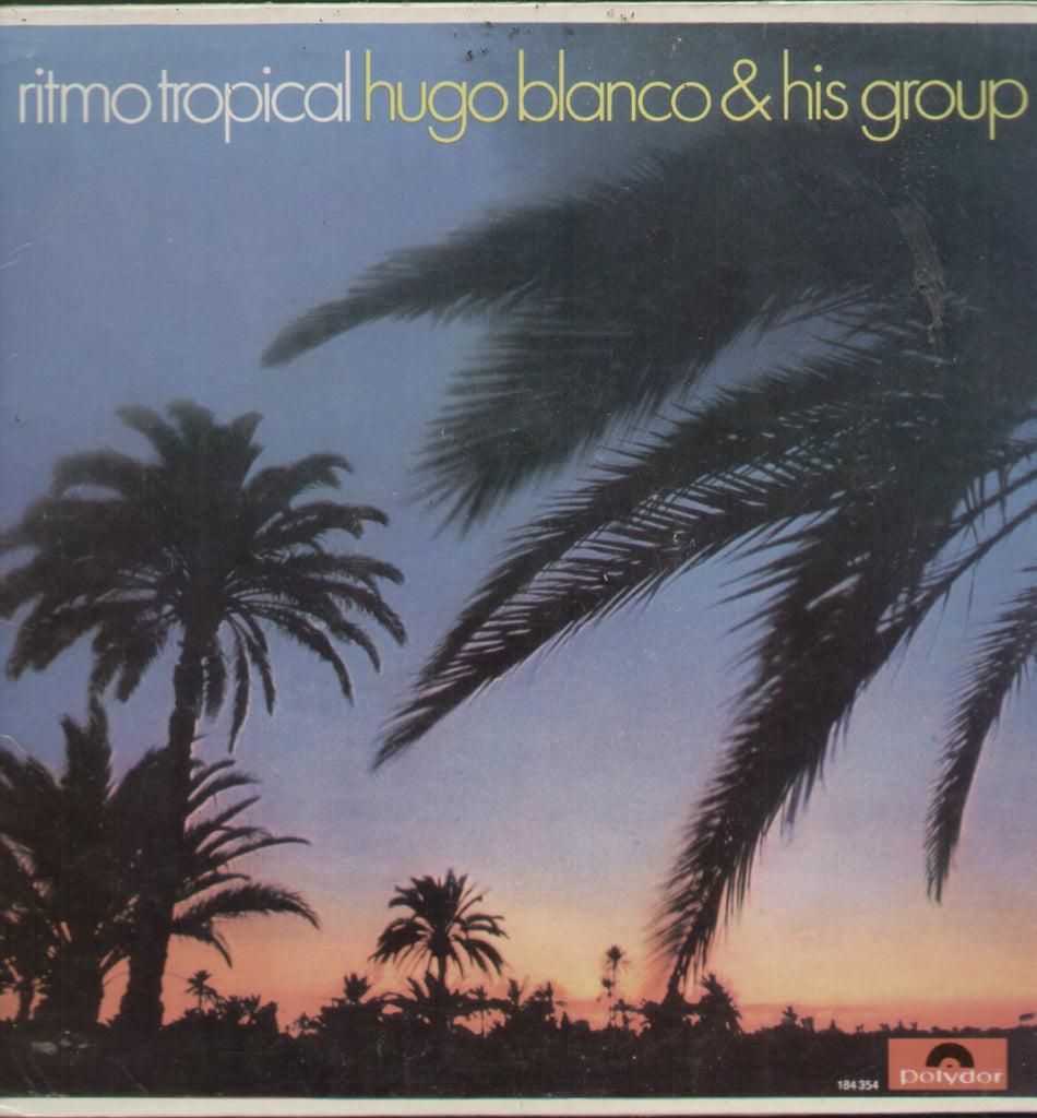 Ritmo Tropical Hugo Blanco and his Group - English Bollywood Vinyl LP