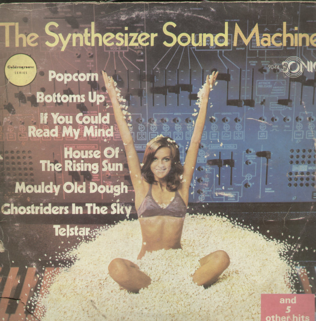 The Synthesizer Sound Machine - English Bollywood Vinyl LP