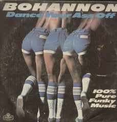 Hamilton Bohannon Dance Your Ass Off - English Bollywood Vinyl LP