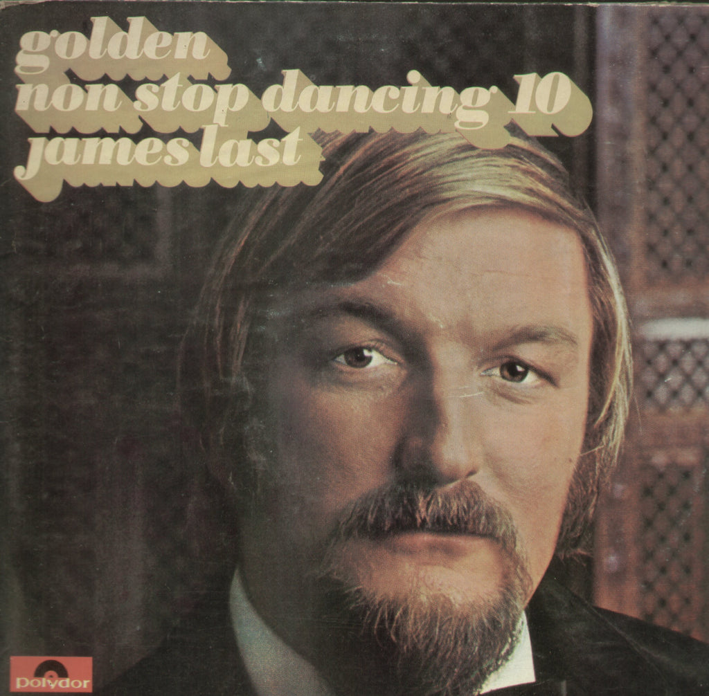 Golden Non Stop Dancing 10 James Last  - English Bollywood Vinyl LP