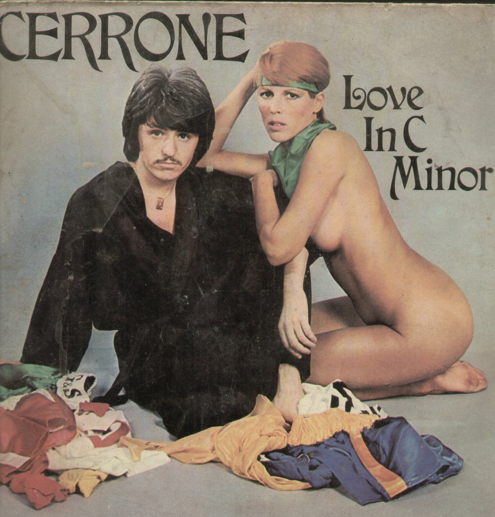 Cerrone Love In C Minor - English Bollywood Vinyl LP