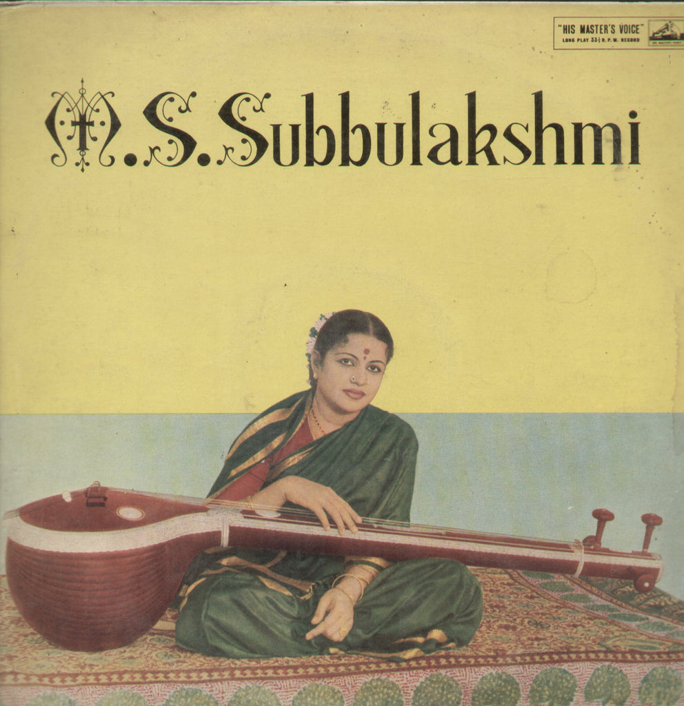 M.S. Subbulakshmi - Compilations Bollywood Vinyl LP