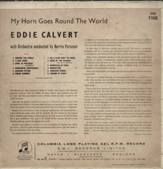 My Horn Goes Round The World - English Bollywood Vinyl LP