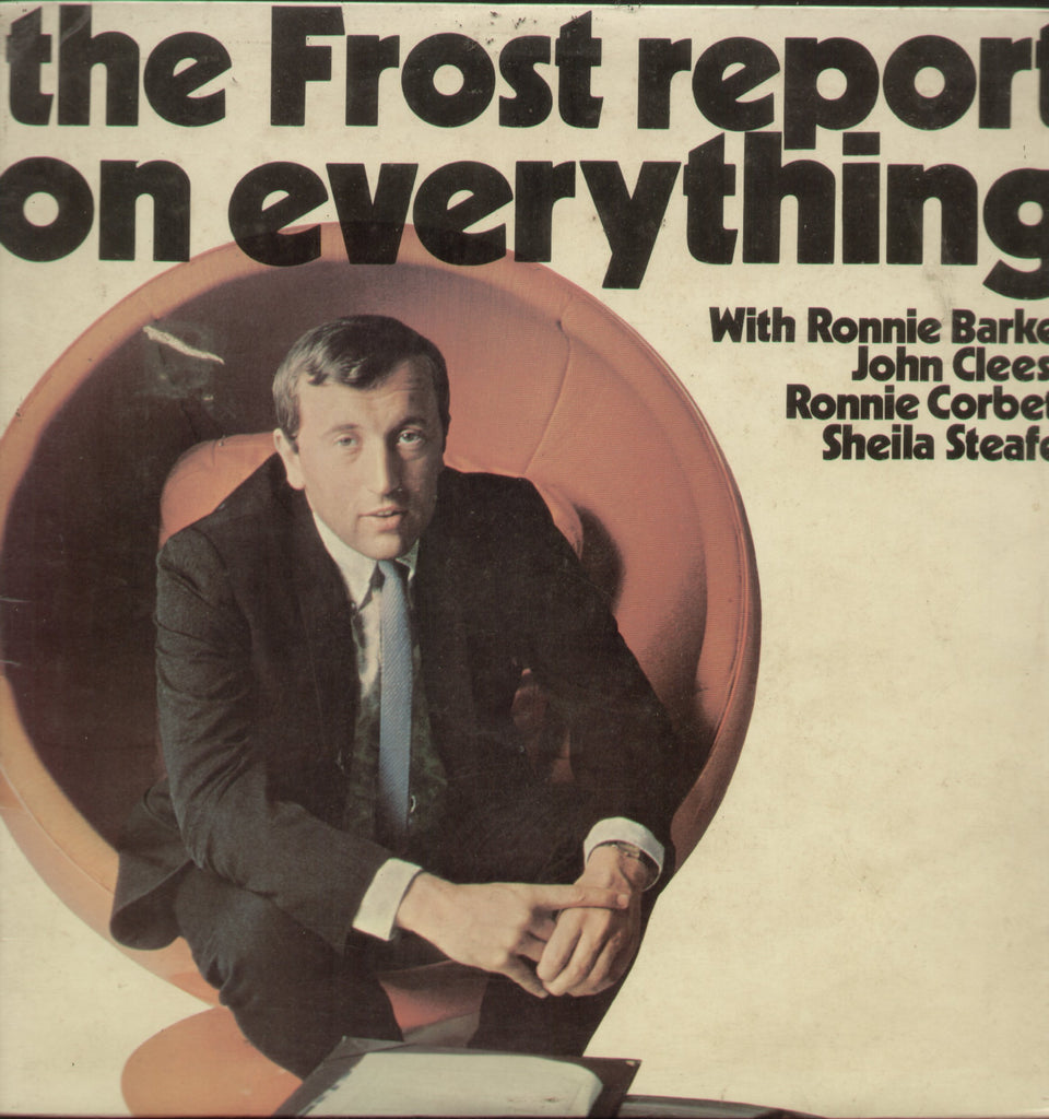 The Frost Report On Everything - English Bollywood Vinyl LP