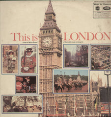 This Is London - English Bollywood Vinyl LP