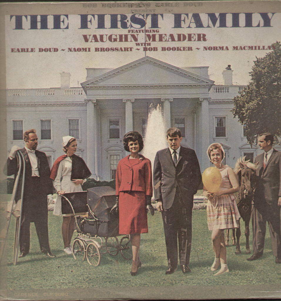 The First Family - English Bollywood Vinyl LP