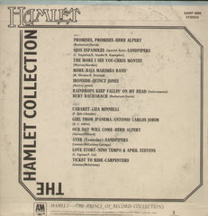 The Hamlet Collection - Complilations Bollywood Vinyl LP