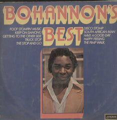 Bohannon's Best - English Bollywood Vinyl LP
