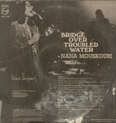 Bridge Over Troubled Water - English Bollywood Vinyl LP