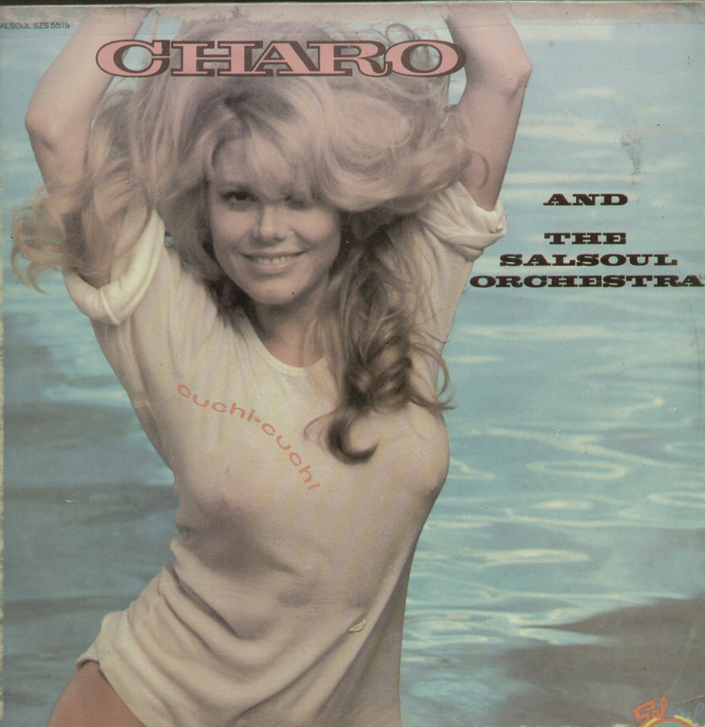 Charo and The Salsoul Orchestra - English Bollywood Vinyl LP