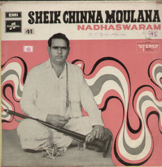 Sheik Chinna Moulana Nadhaswaram - Instrumental Bollywood Vinyl LP