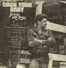 Rock Your Baby George Me Crag - English Bollywood Vinyl LP