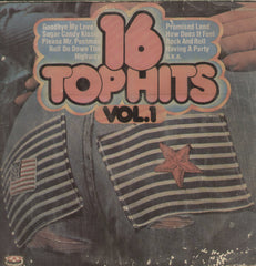 16 Top Hits Vol.1 - English Bollywood Vinyl LP