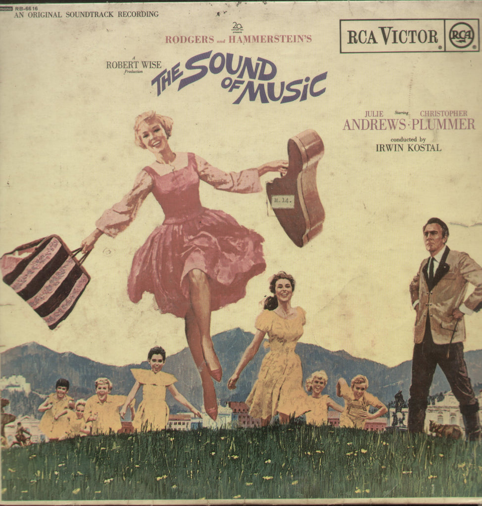 The Sound of Music - English Bollywood Vinyl LP
