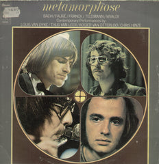 Metamorphose - English Bollywood Vinyl LP