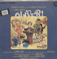 Oliver - English Bollywood Vinyl LP