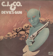 C.J & C.O. Devil's Gun - English Bollywood Vinyl LP