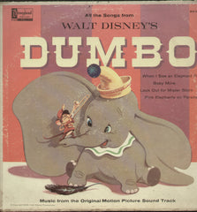 Dumbo - English Bollywood Vinyl LP