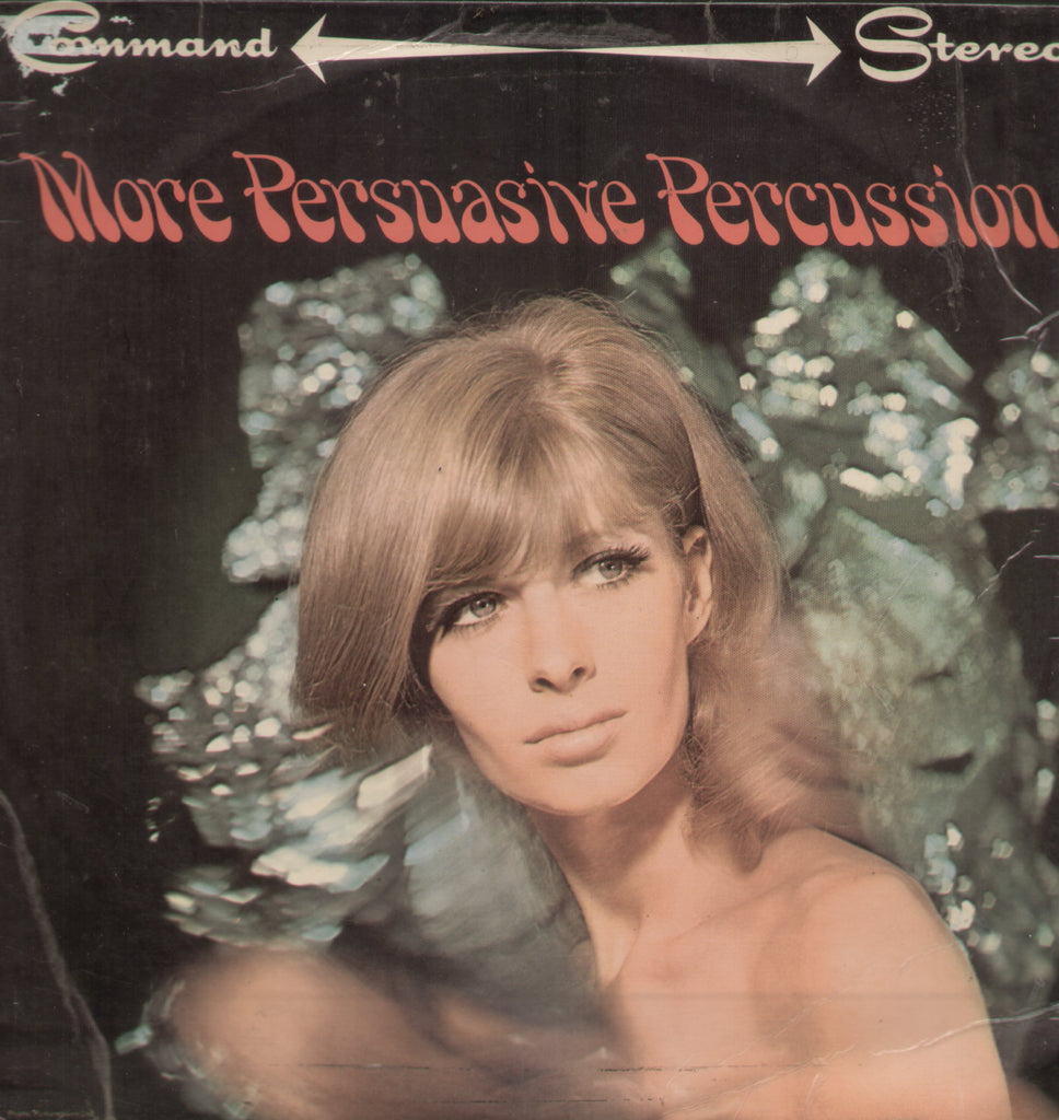 More Persuasive Percussion - English Bollywood Vinyl LP