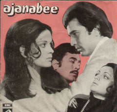 Ajanabee - Hindi Bollywood Vinyl EP