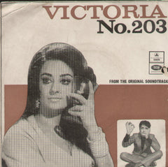 Victoria No. 203 - Hindi Bollywood Vinyl EP