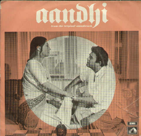 Aandhi - Hindi Bollywood Vinyl EP