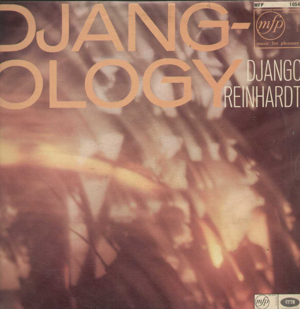 Django Reinhardt Djangology English Vinyl LP