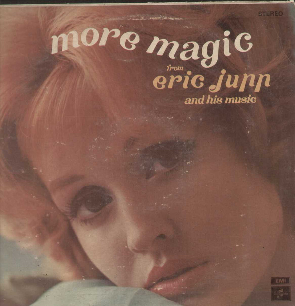 More Magic From Eric Jupp And His Music English Vinyl LP