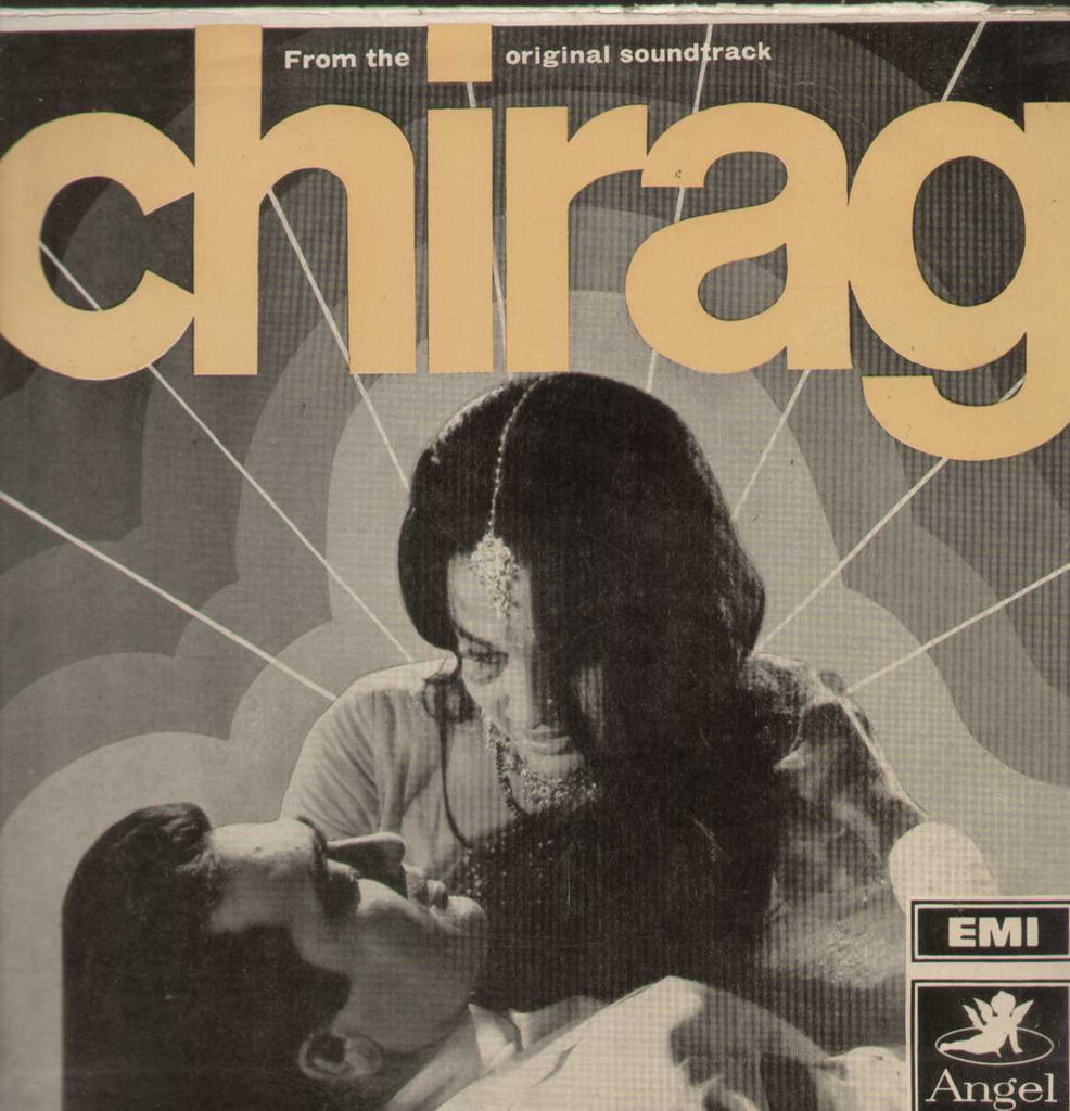 Chirag 1960 Bollywood Vinyl LP
