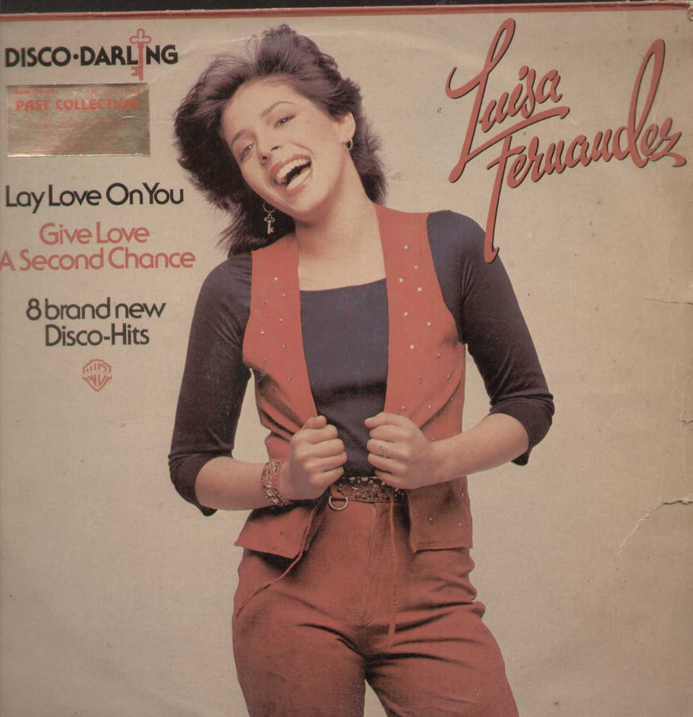 Luisa Fernandes English Vinyl LP
