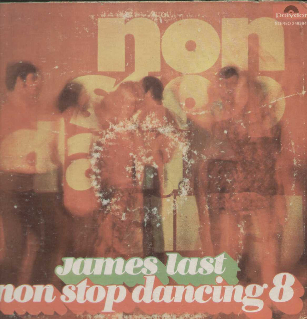 Non Stop Dancing No. 8 * James Last & His Orchestra English Vinyl LP