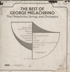 The Best Of George Melachrino The Melachrino Strings And Orchestra English Vinyl LP