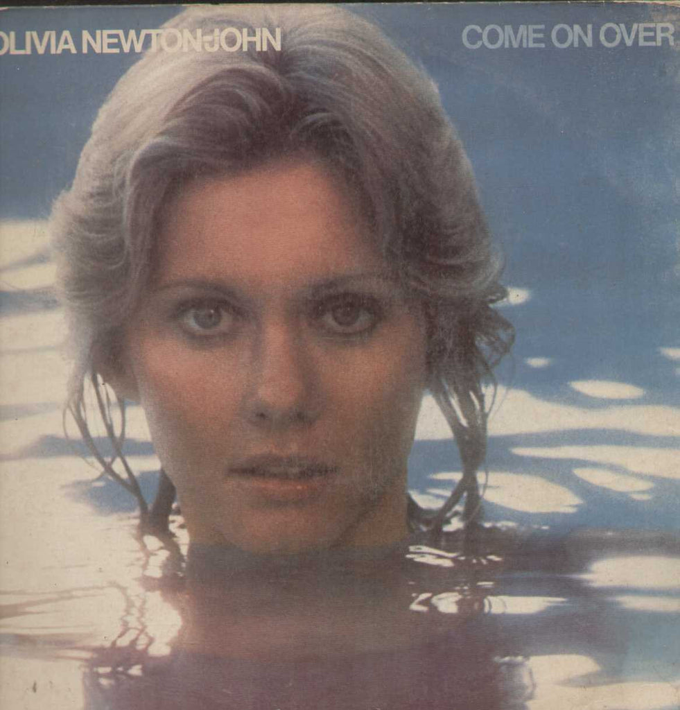 Olivia Newton-John Come On Over English Vinyl LP