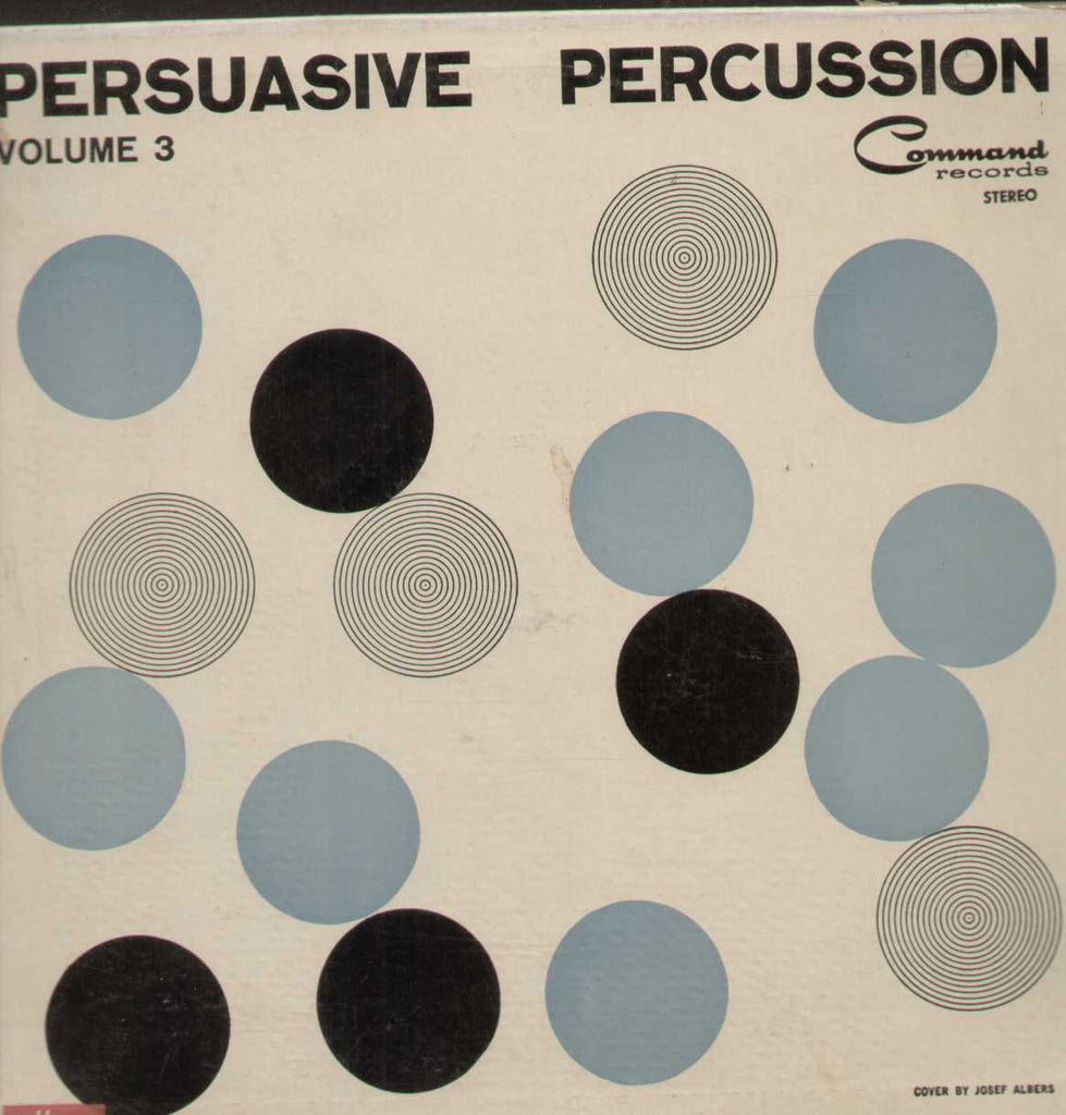 Persuasive Percussion  English Vinyl LP