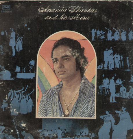 Ananda Shankar and His Music - Instrumental Bollywood Vinyl LP