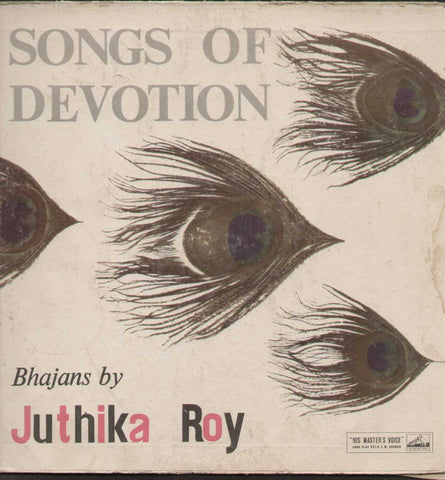 Songs of Devotion - Bhajans by Juthika Roy