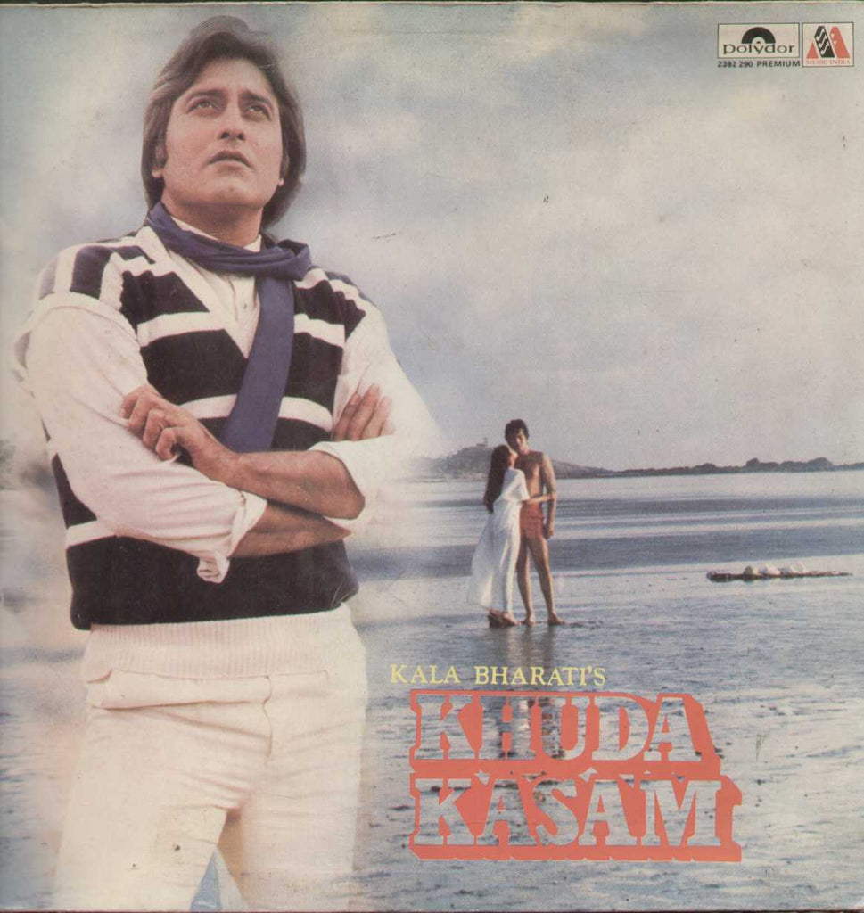 Khuda Kasam - Hindi Bollywood Vinyl LP