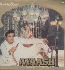 Ayaash  Hindi LP Vinyl